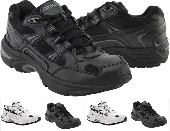 Best Walking Shoes For Back Pain