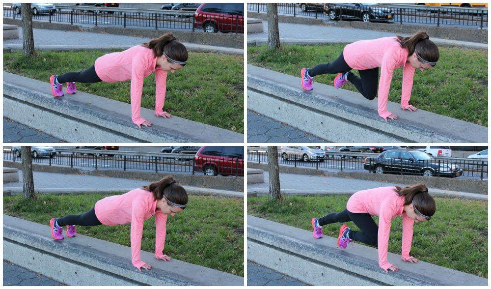 Exercises to try before a run