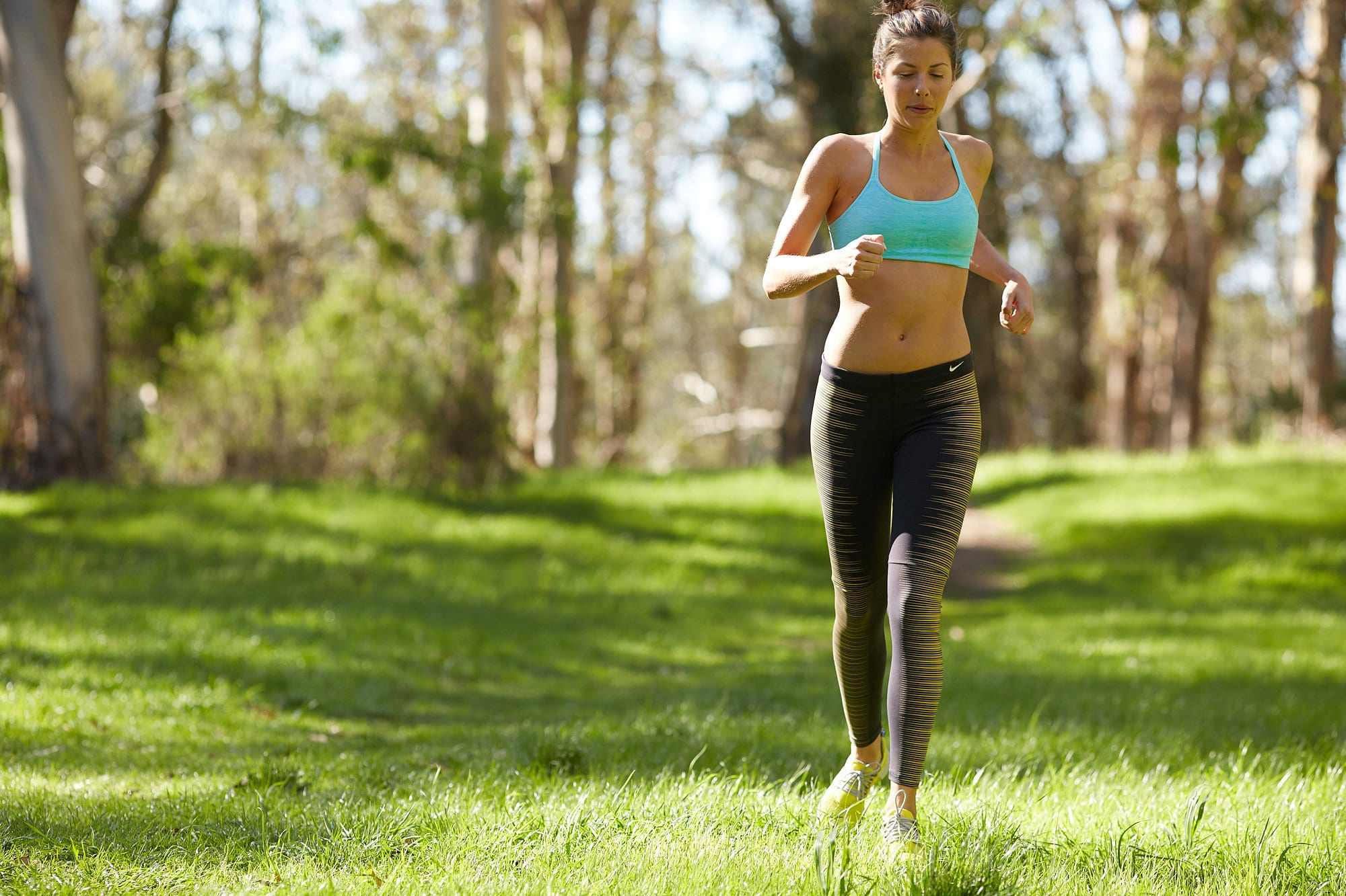 tips for running in warm weather