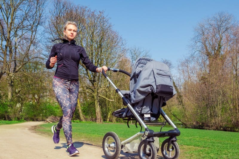 How To Start Running Again After Childbirth