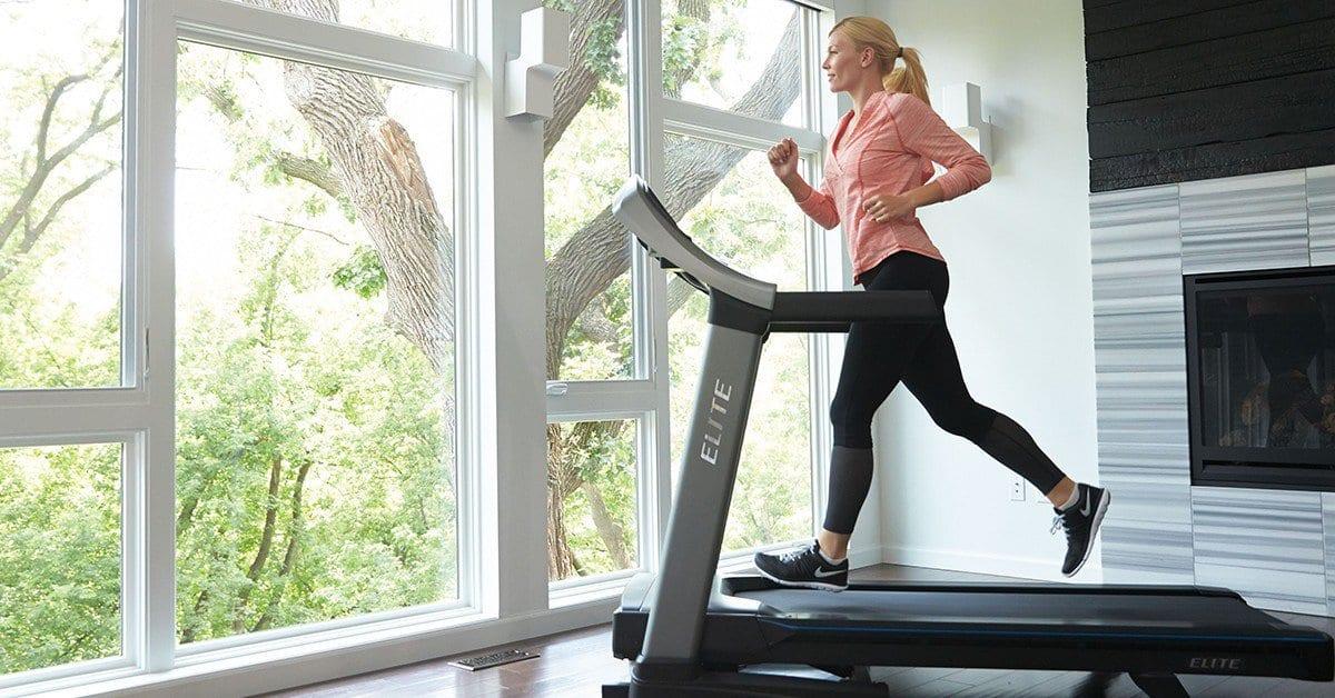 Carol vorderman says she fell off a treadmill naked