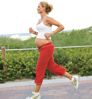 Avoid Miscarriage While Running
