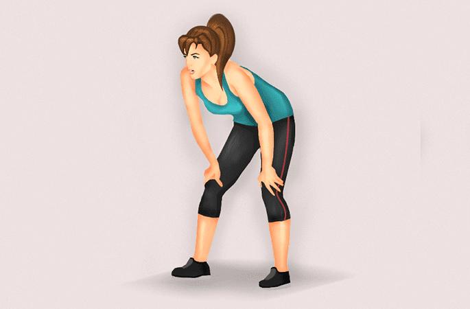 breathe properly while running