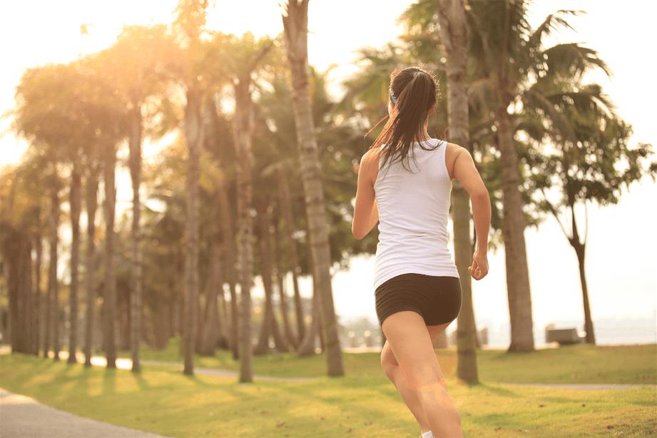 Running effectively