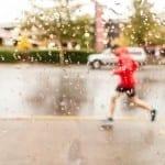 How To Run In The Rainy Season