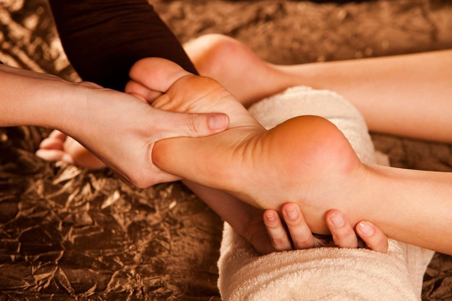Massage Soles Effectively