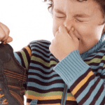 How to get rid of shoes odor?