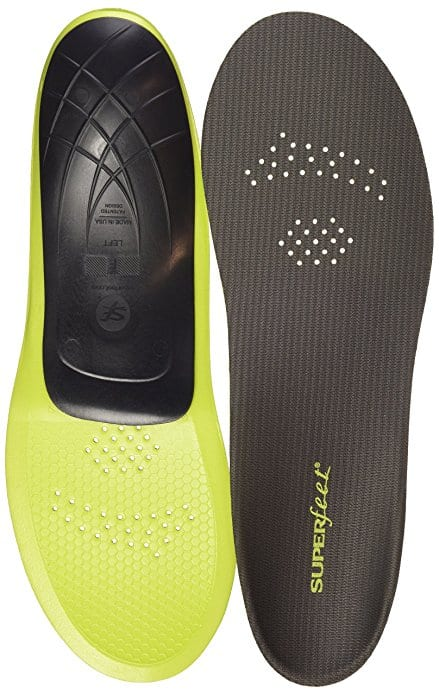 Best Insoles For Flat Feet