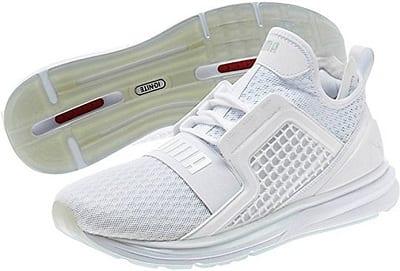 8656fc110 Mizuno Men s Wave Rider 20 Running Shoe. Turn It All Dove-Like  5 Best  White Sneakers ...